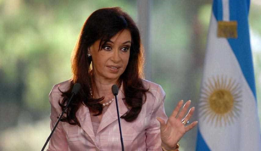 رئيسة الأرجنتين السابقة كريستينا كيرشنر
