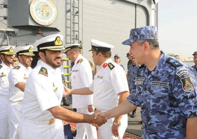 اختتام فعاليات التدريب البحري المصري الإماراتي «خليفة - 2» - أرشيفية