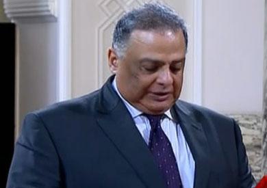 المستشار إبراهيم الهنيدي، وزير العدالة الانتقالية