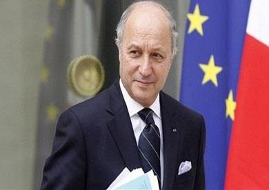 لوران فابيوس وزير الخارجية الفرنسي