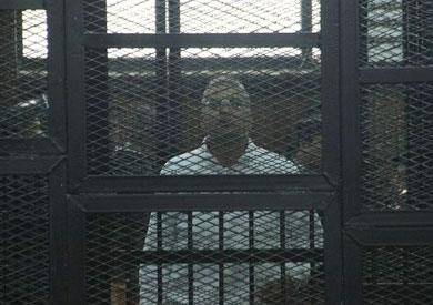 عصام سلطان في قفص الاتهام  - أرشيفية
