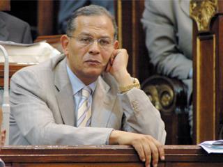 النائب محمد أنور السادات رئيس لجنة حقوق الإنسان في مجلس النواب