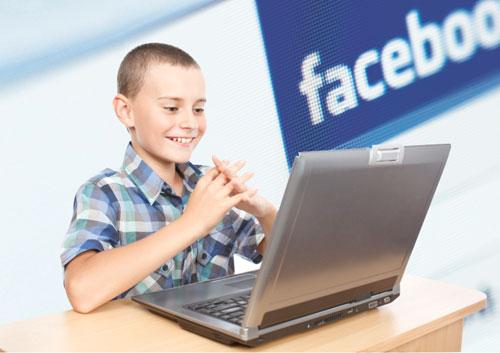 احذر.. «فيسبوك» يقلل سعادة الأطفال
