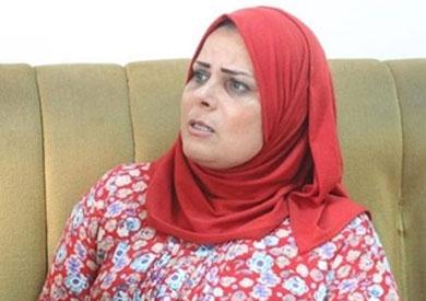 فاطمة فؤاد رئيس العاملين بالضرائب المستقلة على المبيعات