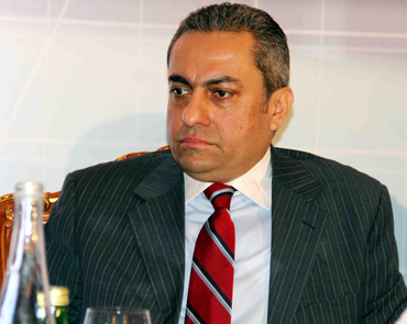 خالد عباس مساعد وزير الإسكان