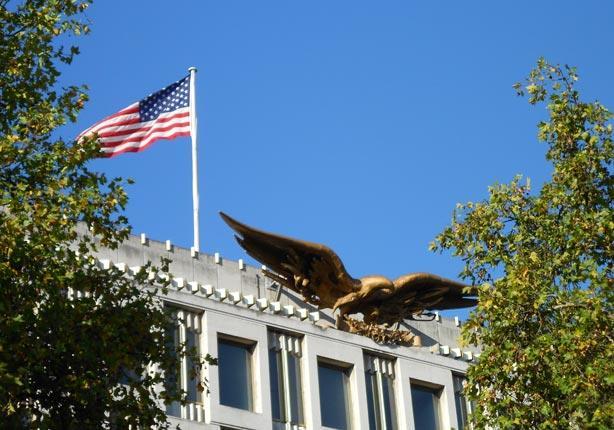السفارة الأمريكية بالقاهرة