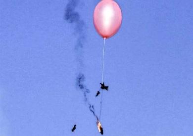 البالونات الحارقة
