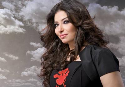 الفنانة غادة رجب