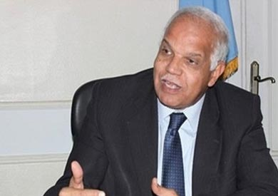 جلال سعيد وزير النقل