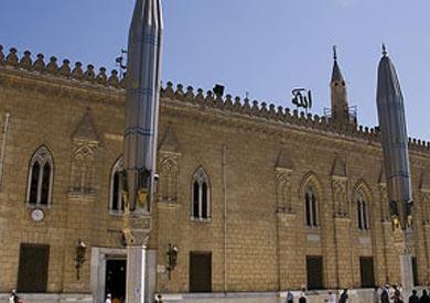 جامع الحسين - ارشيفية