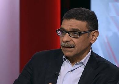 الكاتب الصحفي وعضو المجلس القومي لحقوق الانسان جمال فهمي