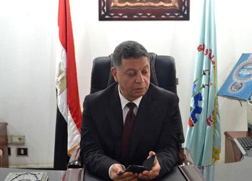 جمال سرور، وزير القوى العاملة
