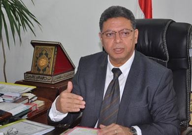 جمال سرور وزير القوى العاملة