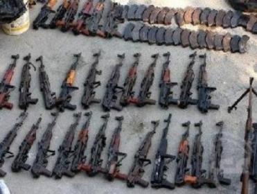 الأمن العام يضبط سلاحا متنوعا