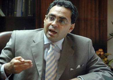 الدكتور هاني سري الدين، المستشار القانوني لمشروع تنمية محور قناة السويس