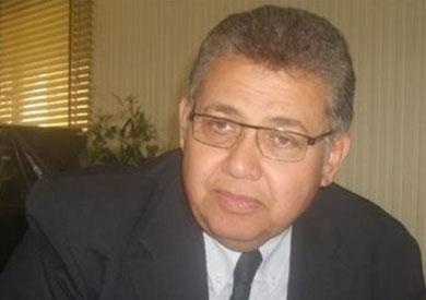 الدكتور أشرف الشيحي وزير التعليم العالي