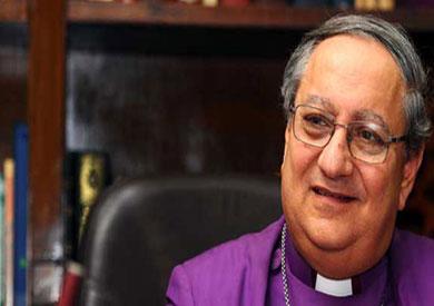 المطران منير حنا رئيس الطائفة الأسقفية بمصر