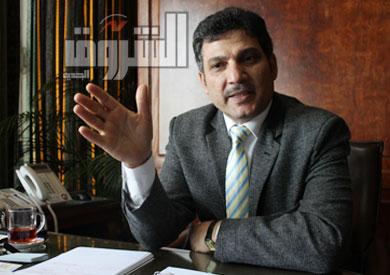 وزير الرى حسام مغازى