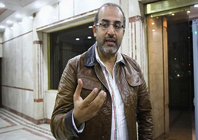 محمد شبانة عضو مجلس نقابة الصحفيين