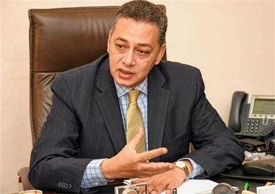السفير المصري في المغرب أشرف إبراهيم