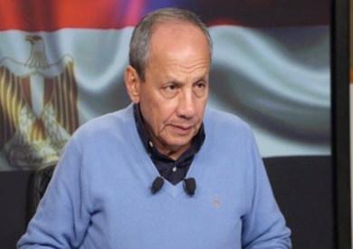 الكاتب الصحفي إبراهيم حجازي