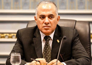 وزير الري  محمد عبد العاطي