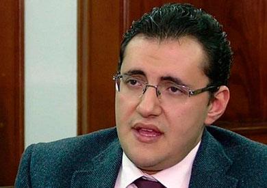 خالد مجاهد المتحدث باسم وزارة الصحة