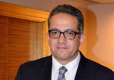 خالد العناني - وزير الآثار