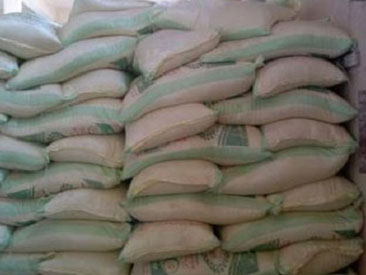 أطنان أرز