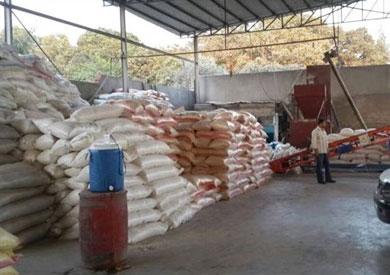 ضبط 2 طن مبيدات زراعية مغشوشة في حملة بالغربية