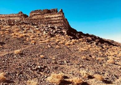 قصر الملك عباس في سيناء