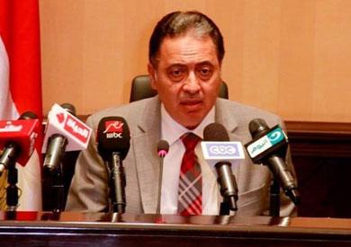 وزير الصحة أحمد عماد الدين