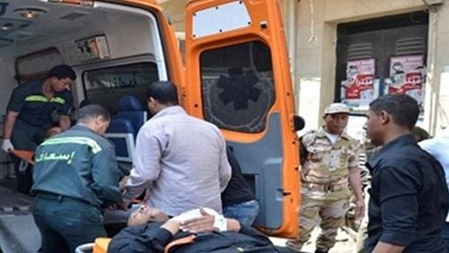 إصابة مجند شرطة برصاص مسلحين جنوب رفح