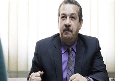محمود دياب المتحدث باسم وزارة التموين