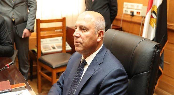 كامل الوزير - وزير النقل
