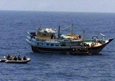 حدود السعودية ينقذ بحارين مصريين