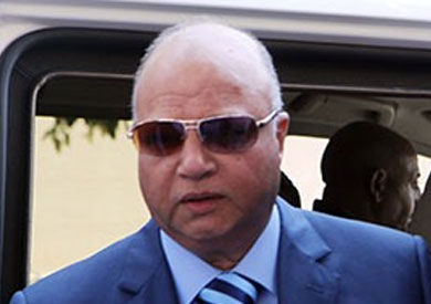 محافظ القاهرة خالد عبد العال