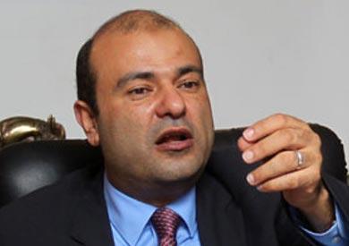 وزير التموين والتجارة الداخلية الدكتور خالد حنفى