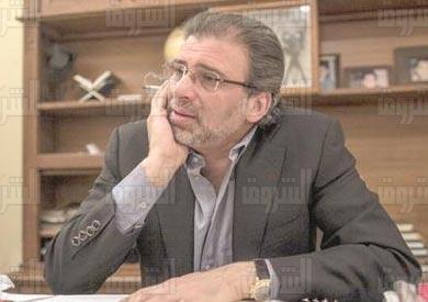 خالد يوسف - تصوير: روجيه انيس