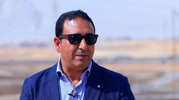 العميد خالد الحسيني المتحدث باسم العاصمة الإدارية الجديدة
