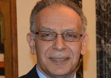 سفير مصر لدى النمسا وممثلها الدائم أمام المنظمات الدولية خالد شمعة