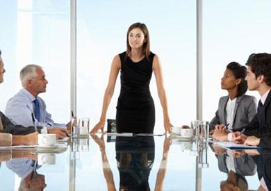 مفاجأة.. النساء قادة أفضل من الرجال