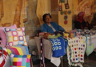 مهرجان الكورشيه بسوق الفسطاط