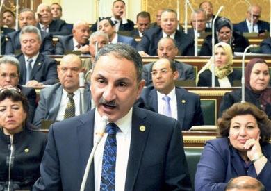 مجدى ملك، رئيس لجنة تقصي حقائق القمح