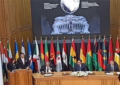 رؤساء المحاكم والمجالس الدستورية الأفريقية 2020