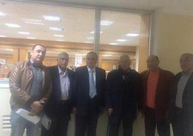 مكرم محمد أحمد يدعو عبد المحسن سلامة للترشح نقيبا للصحفيين