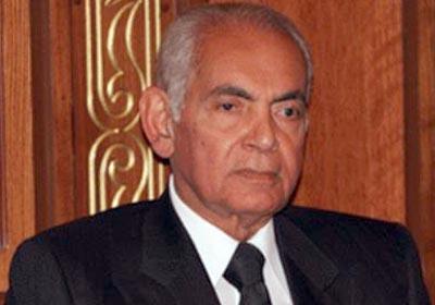 منصور حسن رئيس المجلس الاستشاري