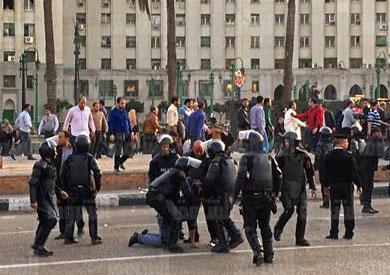 «حملة الماجيستير» من «التحرير» - تصوير: روجيه انيس