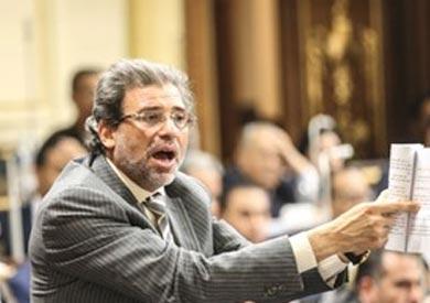 بالفيديو.. خالد يوسف: مصرية «تيران وصنافير» أمر غير قابل للنقاش