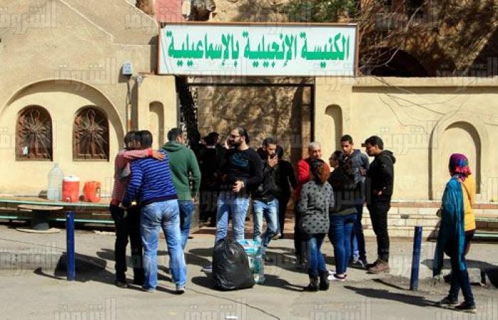 محافظ الإسماعيلية لنواب «حقوق الإنسان»: استضافة الأسر النازحة من العريش واجب وطني وزيارتهم نتشرف بها